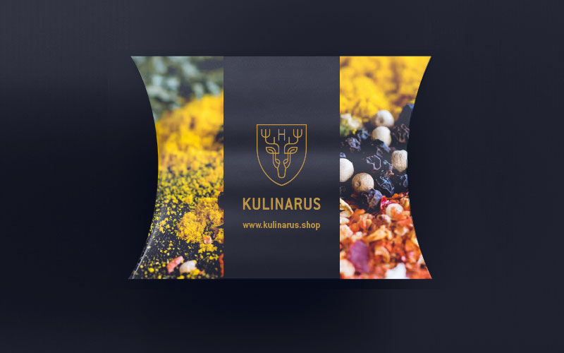 OPUS Marketing / Blog / Kulinarus / Markenaufbau / Verpackungsbox