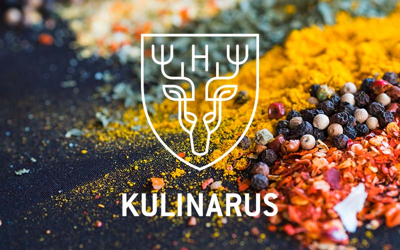 OPUS Marketing / Blog / Kulinarus / Markenaufbau / Logo mit Bild