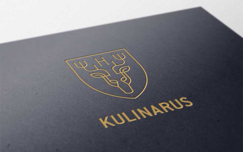 OPUS Marketing / Blog / Kulinarus / Markenaufbau / Logo