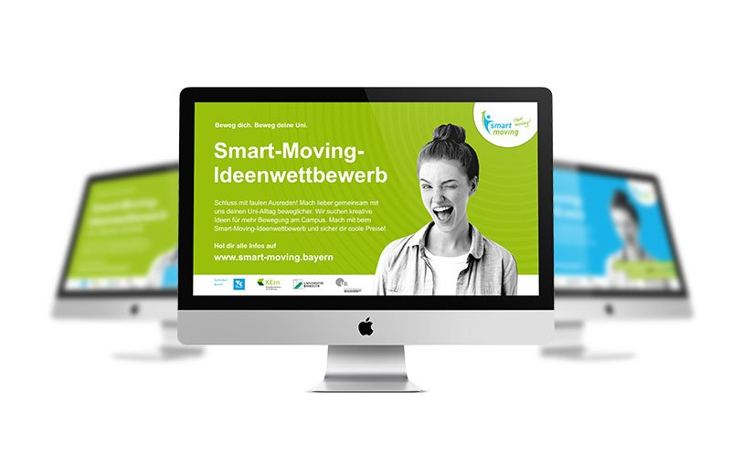 OPUS Marketing / Blog / Smart Moving / Kommunikationskonzept / Powerpoint