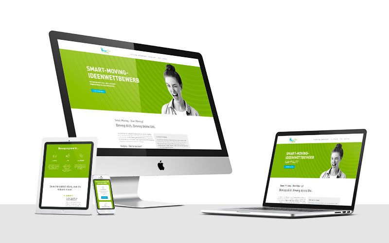 OPUS Marketing / Blog / Smart Moving / Kommunikationskonzept / Responsive Website