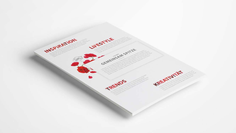 OPUS Marketing / Projekte / 1A Blumen / Schlagworte