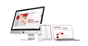 OPUS Marketing / Projekte / 1A Blumen / Website