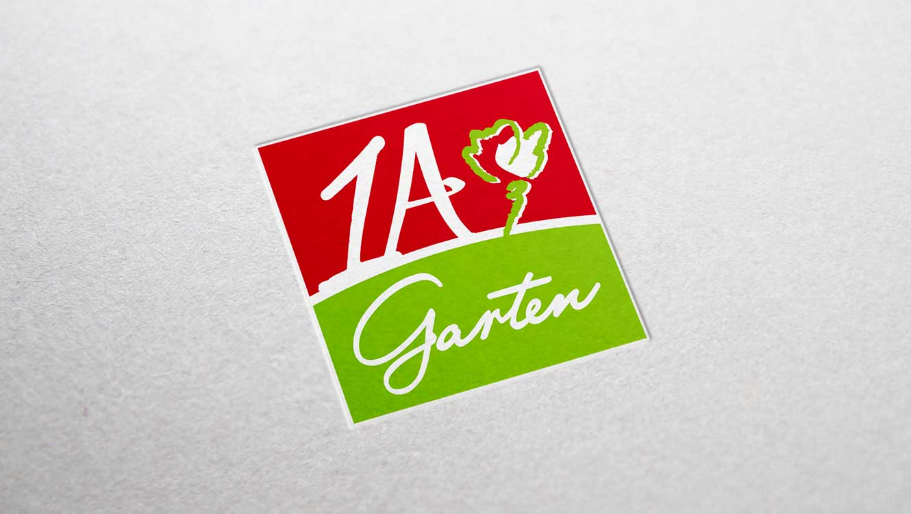 OPUS Marketing / Projekte / 1A Garten Zitzelsberger / Logo