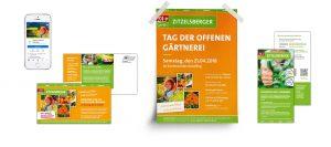 OPUS Marketing / Projekte / 1A Garten Zitzelsberger / Tag der offenen Gärtnerei