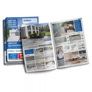 OPUS Marketing / Projekte / Max Schierer / Neueröffnung Beilage Kampagne