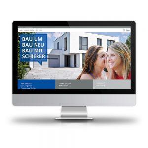 OPUS Marketing / Projekte / Max Schierer / Neueröffnung Microsite Kampagne