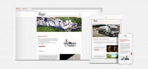 OPUS Marketing / Projekte / Maxit / Microsite / Bergmann Kalk
