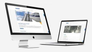OPUS Marketing / Projekte / Maxit / Responsive Website