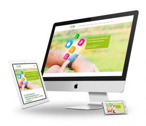 OPUS Marketing / Projekte / Ernährungstage / Fotowettbewerb / Website Mockup
