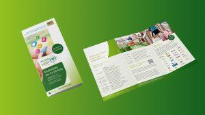 OPUS Marketing / Projekte / Ernährung / Bayerische Ernährungstage / Flyer
