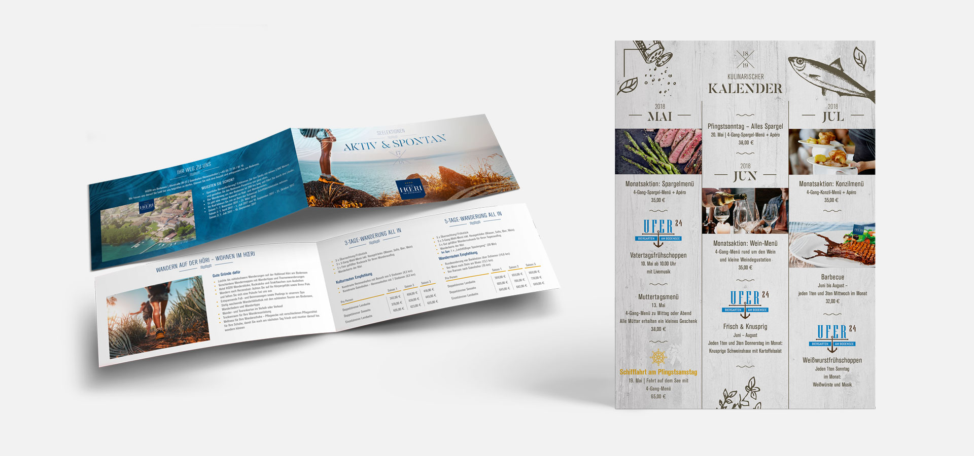 OPUS Marketing / Hotelmarketing / Print / Aktionen / Hotel Hoeri