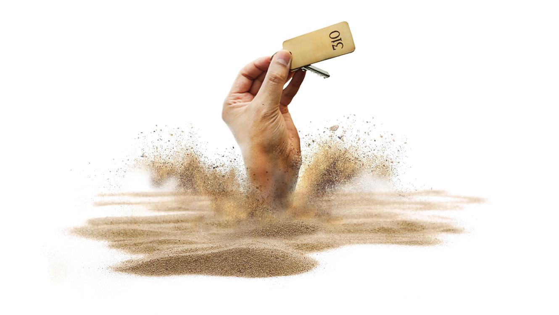 OPUS Marketing / Hotelmarketing / Treibsand