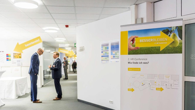 OPUS Marketing / Leistungen / Event / Eventdurchführung / Novartis / HR-Conference