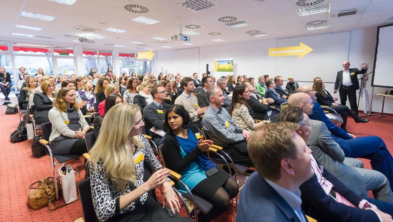 OPUS Marketing / Leistungen / Event / Eventdurchführung / Novartis / HR-Conference / 3
