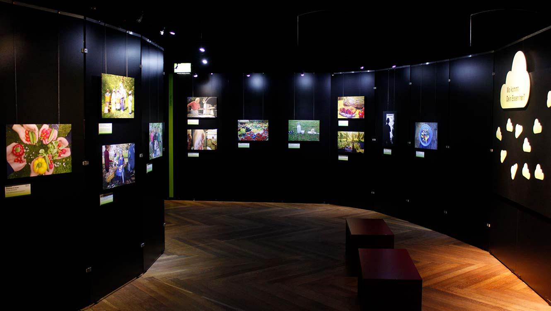 OPUS Marketing / Projekte / Ernährungstage / Ausstellung / Übersicht