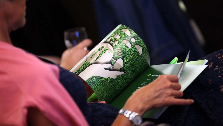 OPUS Marketing / Projekte / Ernährungstage / Fachsymposium / Broschüre