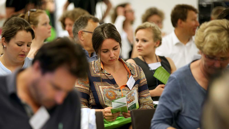 OPUS Marketing / Projekte / Ernährung / Bayerische Ernährungstage / Fachsymposium / Flyer