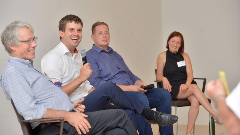 OPUS Marketing / Projekte / Ernährung / Bayerische Ernährungstage / Diskussion