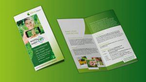 OPUS Marketing / Projekte / Ernährungstage / Fotowettbewerb / Flyer