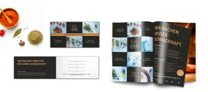 OPUS Marketing / Projekte / Genussakademie / Print
