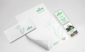 OPUS Marketing / Projekte / Blumen Rombach / Geschäftsausstattung