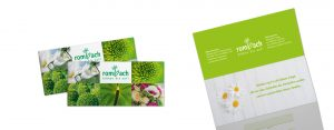 OPUS Marketing / Projekte / Blumen Rombach / Gutschein