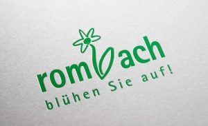 OPUS Marketing / Projekte / Blumen Rombach / Logo