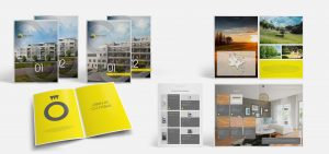 OPUS Marketing / Projekte / CO|STBAR / Print / Exposé / Stylebook