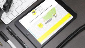 OPUS Marketing / Projekte / CO STBAR / Website / Service
