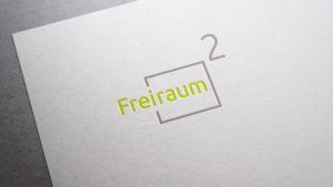 OPUS Marketing / Projekte / Freiraum² / Marke / Logo