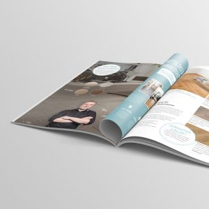 OPUS Marketing / Projekte / Holzland Beese / Content-Marketing / Print