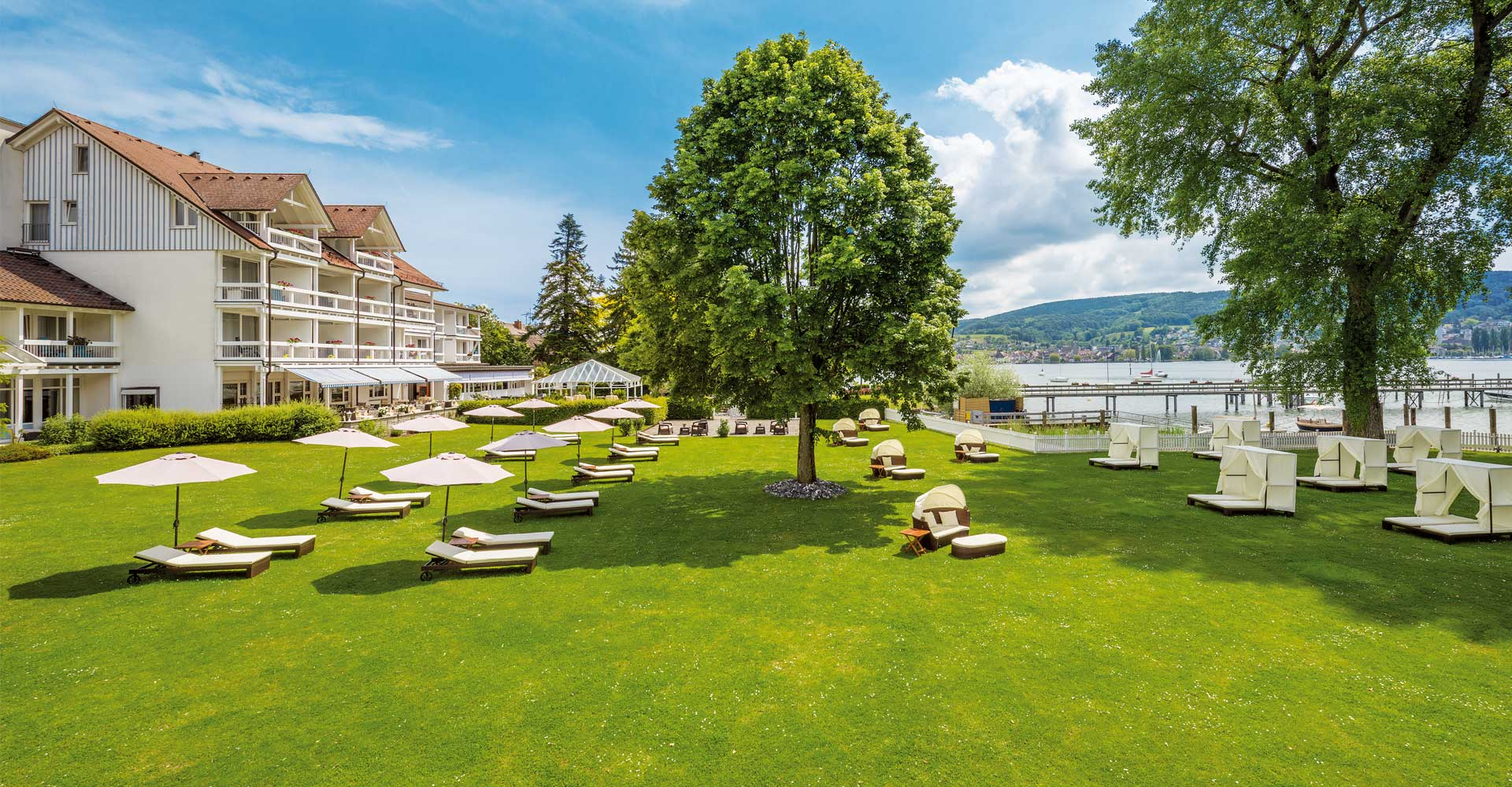 OPUS Marketing / Projekte / Hotel Hoeri am Bodensee / Bildsprache / Hotelbilder