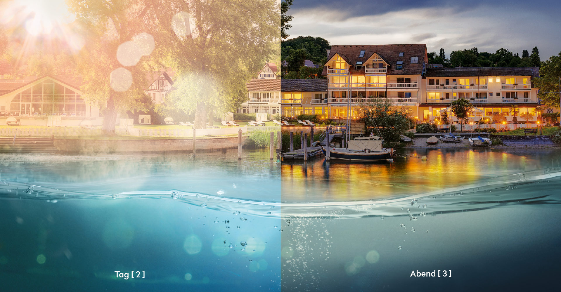 OPUS Marketing / Projekte / Hotel Hoeri am Bodensee / Bildsprache / Keyvisual / 2