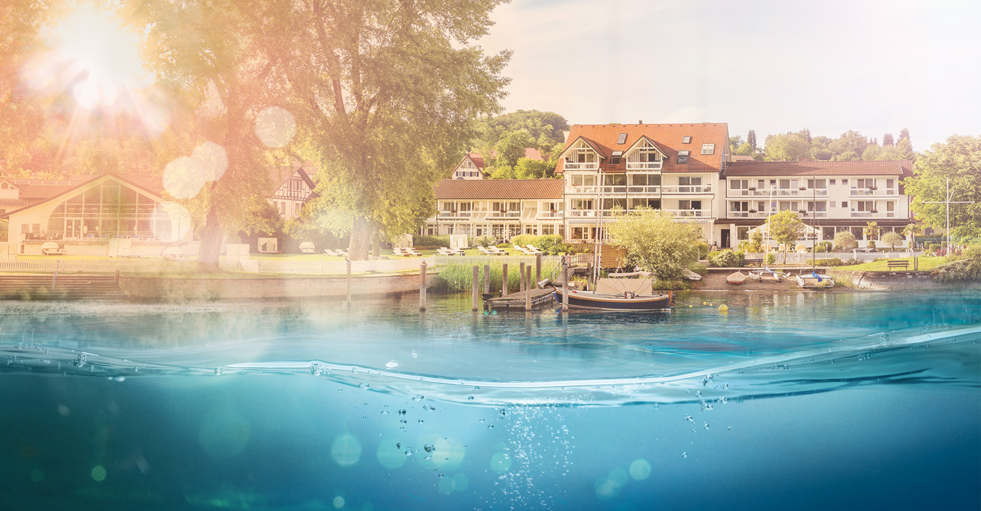 OPUS Marketing / Projekte / Hotel Hoeri am Bodensee / Bildsprache / Keyvisual
