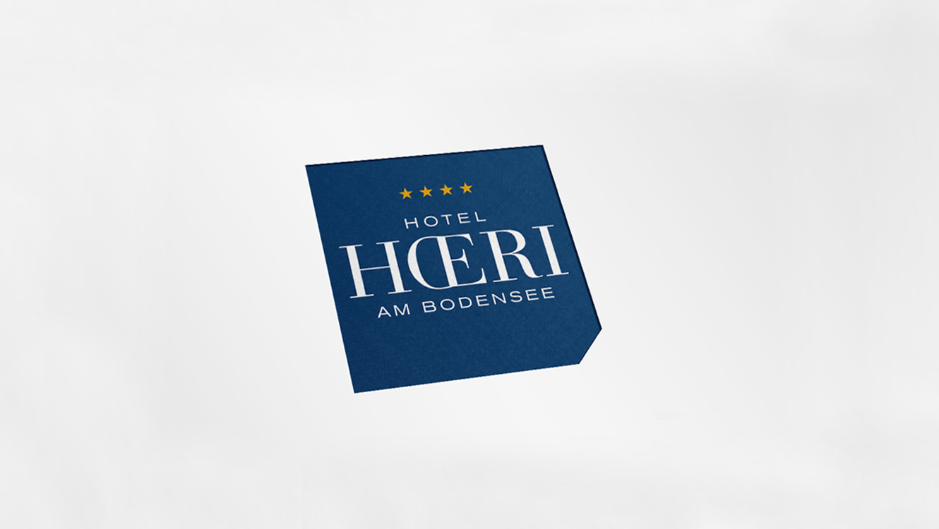 OPUS Marketing / Projekte / Hotel Hoeri am Bodensee / Logo