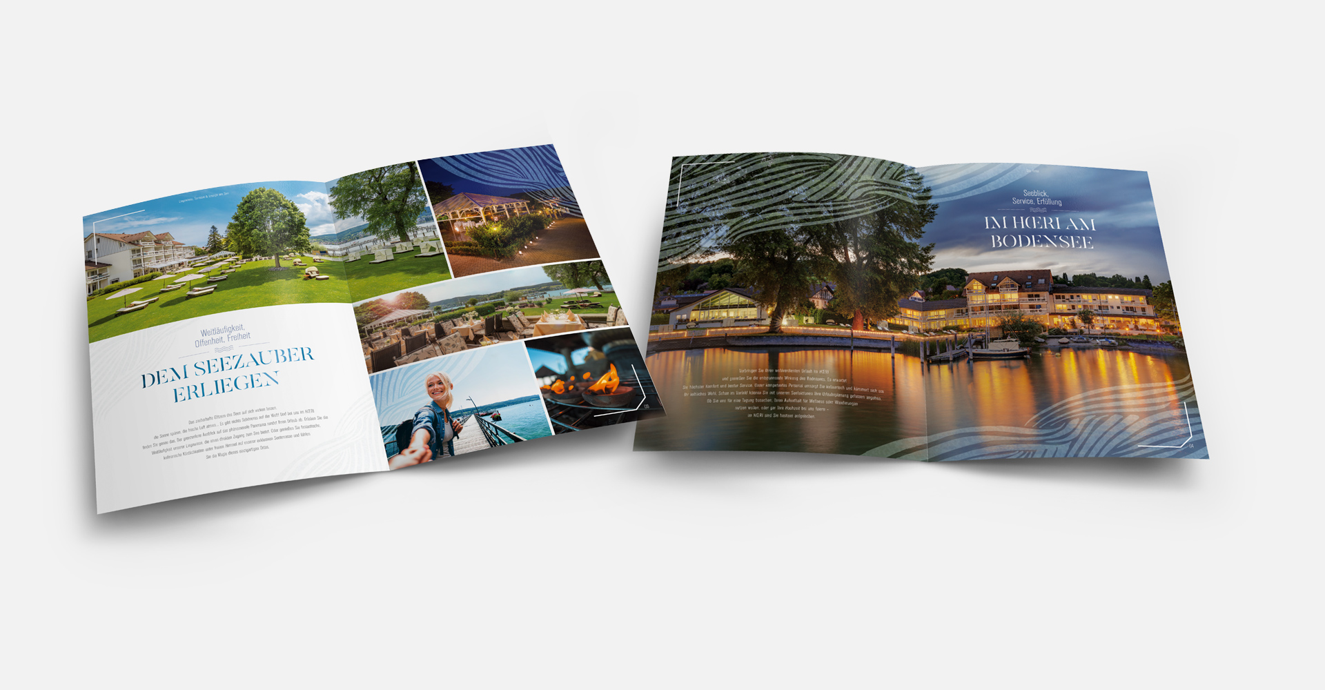 OPUS Marketing / Projekte / Hotel Hoeri am Bodensee / Print / Seensationen / Innenseiten