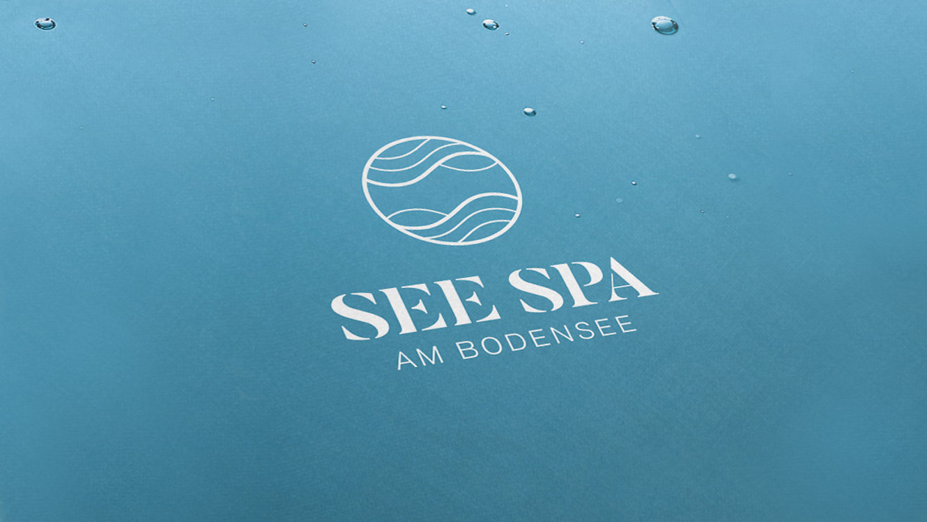 OPUS Marketing / Projekte / Hotel Hoeri am Bodensee / Marke / Refresh Markenoptik / Marke See Spa / Logo