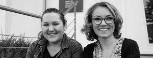 OPUS Marketing / Blog / Azubis / Berufsvorstellung / Kaufmännische Berufe / Shelby und Luisa