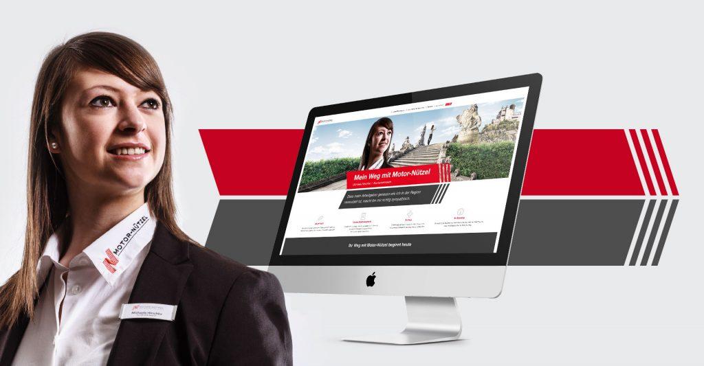 OPUS Marketing / Projekte / Motor Nützel / Header