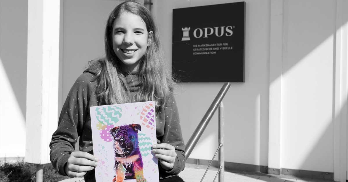 OPUS Marketing / Blog / Annelie Zettl / Praktikum