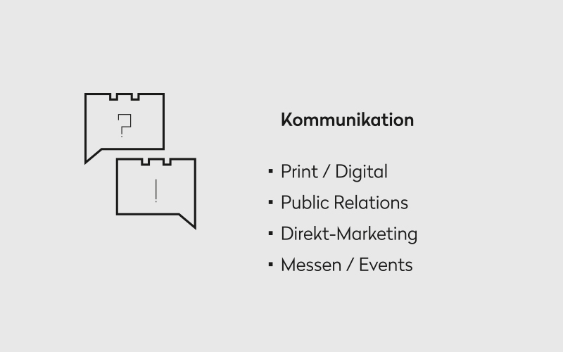 OPUS Marketing / Blog / Strategie und Positionierung im Immobilienmarketing / Kommunikation