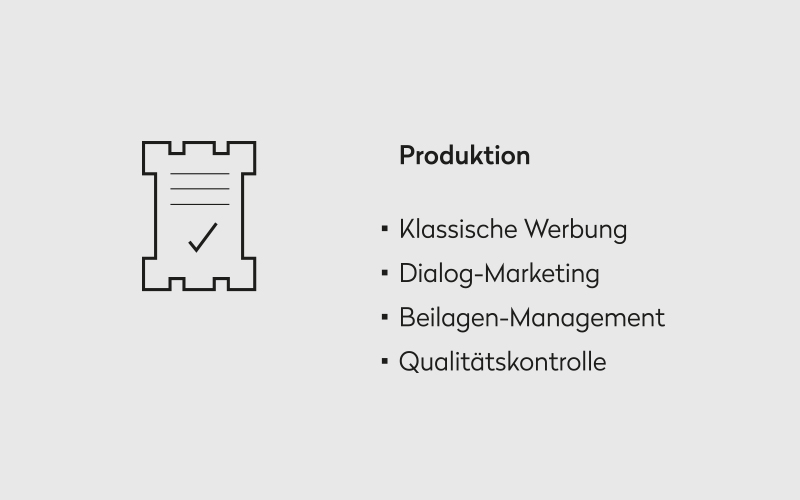OPUS Marketing / Blog / Strategie und Positionierung im Immobilienmarketing / Produktion