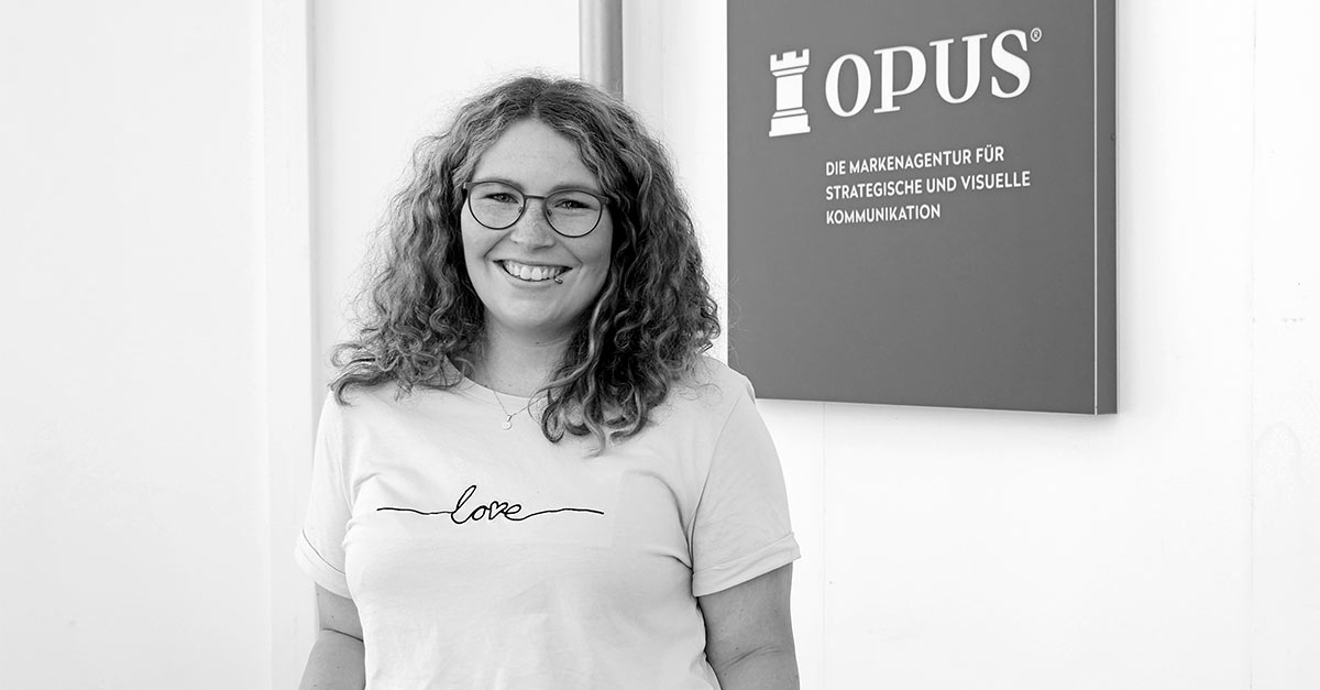 OPUS Marketing / Blog / Larissa Sedlmeier / Trainee Junior Content Managerin