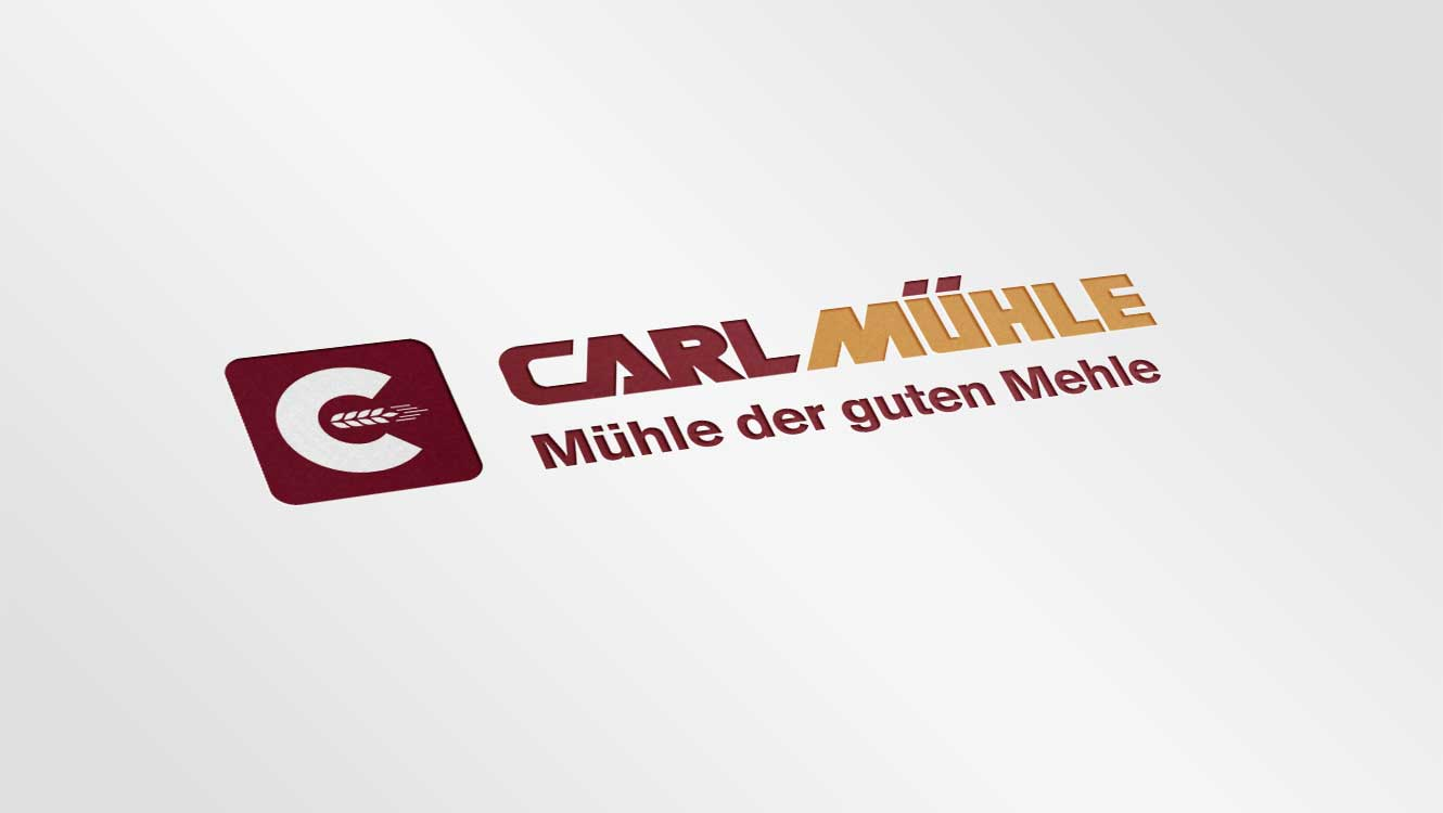 OPUS Marketing / Projekt / Carl Mühle / Logo