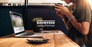 OPUS Marketing / Projekte / Immobilienmarketing / Bauwerke – Liebe & Partner / Website
