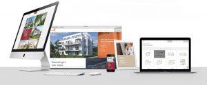 OPUS Marketing / Projekte / Immobilienmarketing / Bauwerke – Liebe & Partner / responsive Website