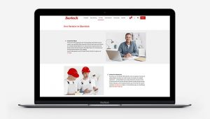 OPUS Marketing / Surtech Webshop / Projekte Strategie