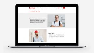 OPUS Marketing / Surtech Webshop / Projekte Strategie Beratung