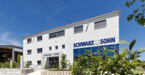 OPUS Marketing / Projekte / Schwarz und Sohn / Firmengebäude